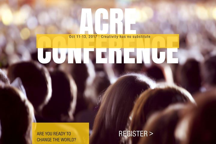 ACRE International Creativity Conference
