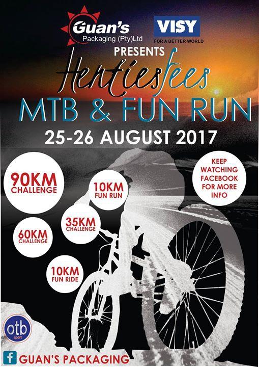 Hentiesfees MTB & Fun RUN