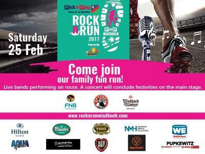 Pick n Pay Rock n Run Windhoek 2017
