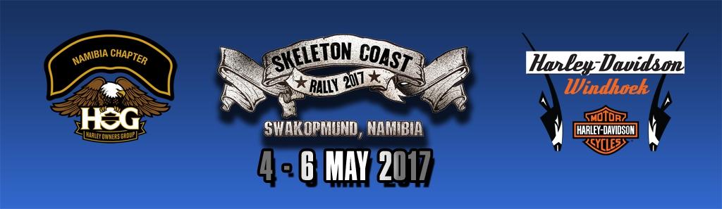 Skeleton Coast Rally 2017