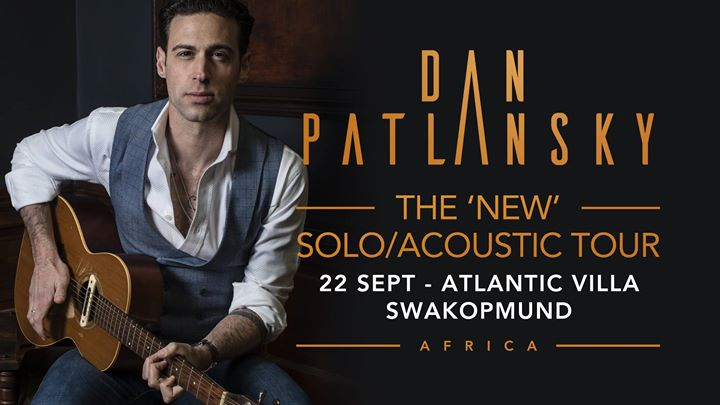 The 'NEW' Solo/Acoustic Tour