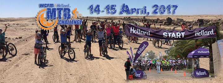WCFM MTB Challenge '17 sponsored by Hollard
