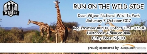 Alexander Forbes Trail & Fun event at Daan Viljoen