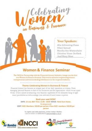 Ncci-Fli Women & Finance Seminar