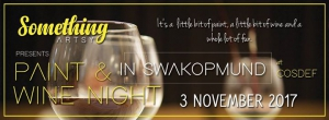 Paint and Wine Swakopmund
