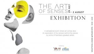 The Art of Senses Exhibition