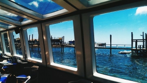 Valentine Romantic Cruise with 4 course dinner