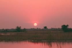 Caprivi Wetlands Area