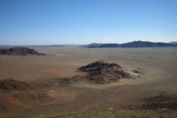 Doros & Messum Craters