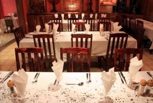 Auob Dinning Area