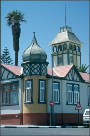 Colonial architechture, Swakopmund