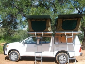 Fit for a family. African Sun Car Hire