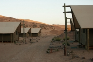 Isolated lodgings