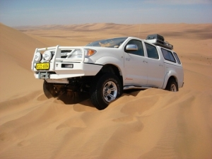 Live The Adventure ( Savanna Car Hire)