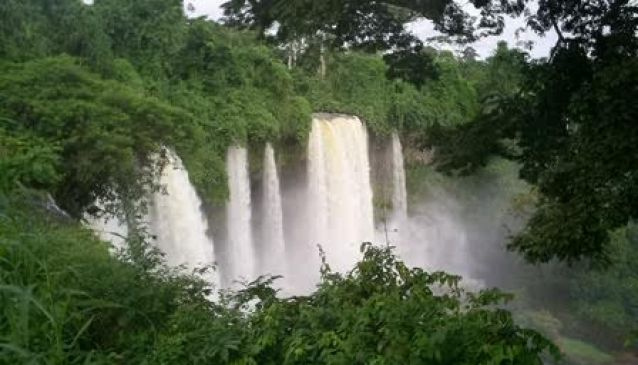 Erin Ijesha Waterfalls