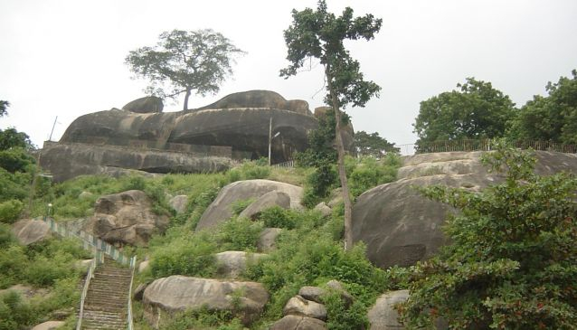 Olumo Rock in Abeokuta