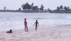 Takwa Bay Beach, Lagos