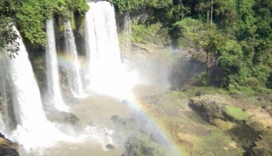 Agbokim Waterfalls in Cross River State
