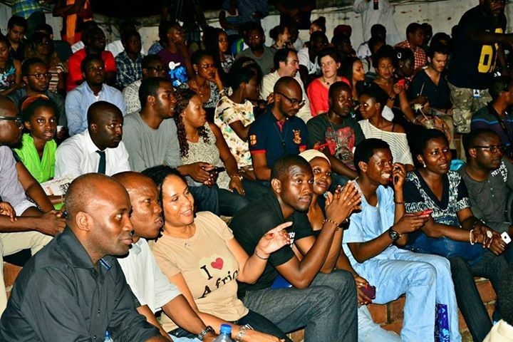 Crowd at Afropolitan Vibes
