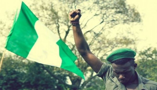 Celebrating Nigeria at 54 Years