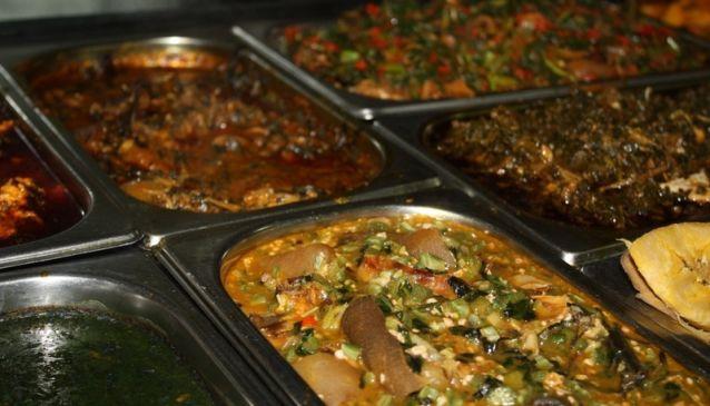 Let's go eat...in Abuja