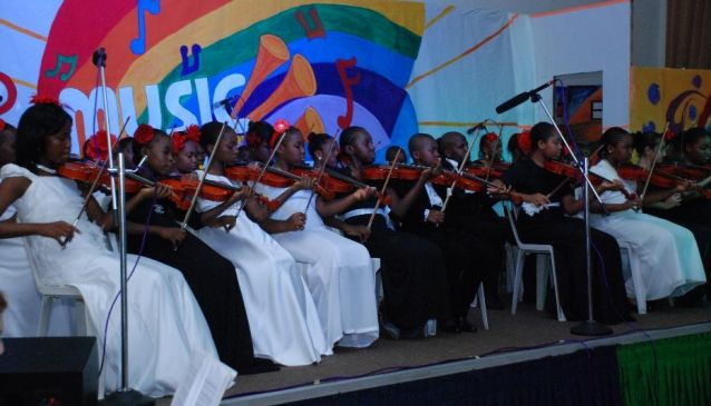 Music Schools In Nigeria