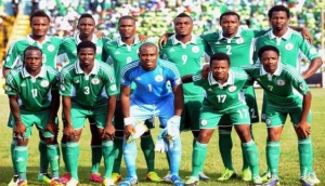 Super Eagles in Brazil