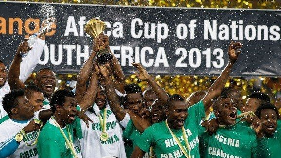 Nigeria: Current Champions of Africa