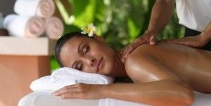 An aromatherapy massage is sure to hit the spot