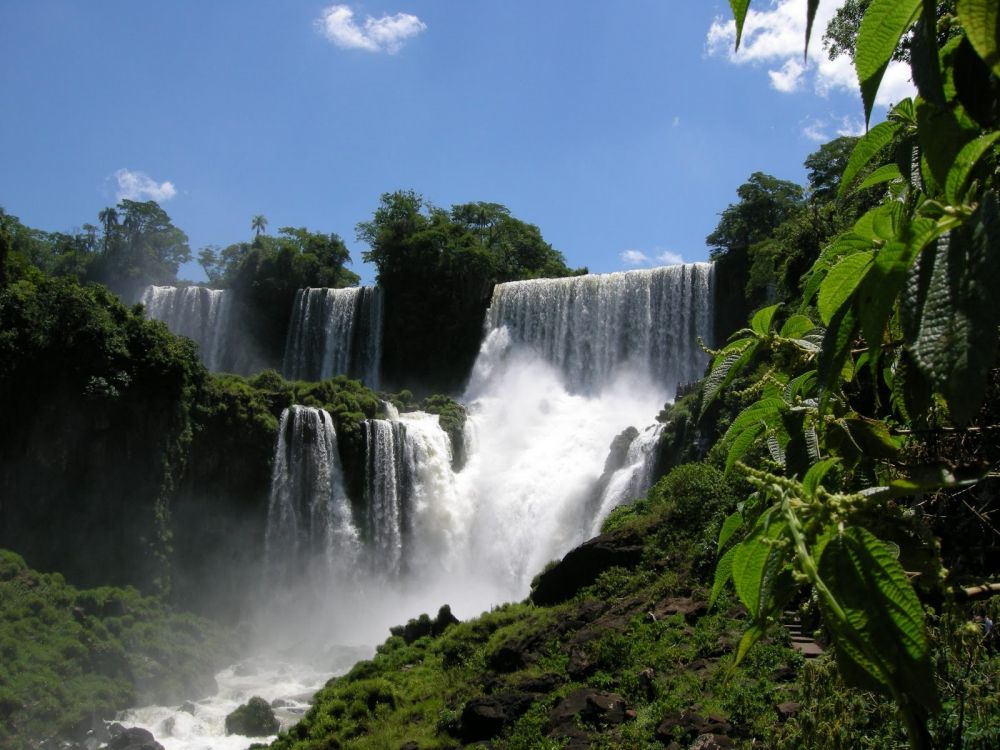 Matsirga Waterfalls