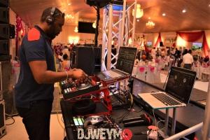 djWeymo Professional SoundSystem in Lagos