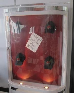 Johnny Rockets hats