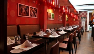 Saffron Restaurant and Lounge