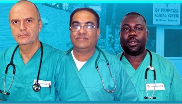 Saint Francois Medical Center