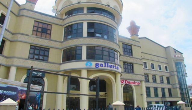 Silverbird Galleria