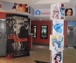 Cinema floor