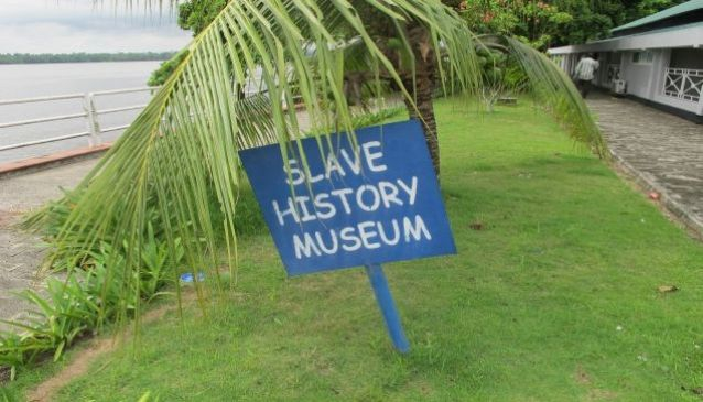 Slave History Museum