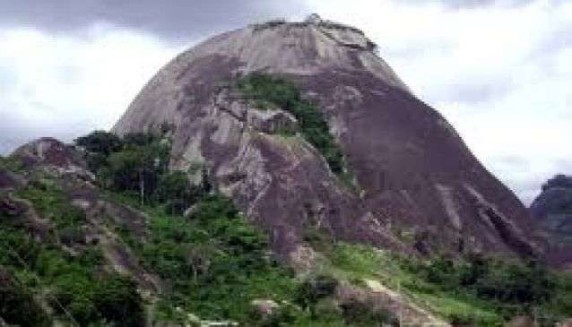 The Hills of Benue