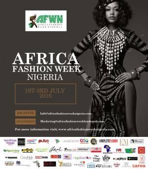 Africa Fashion Week Nigeria