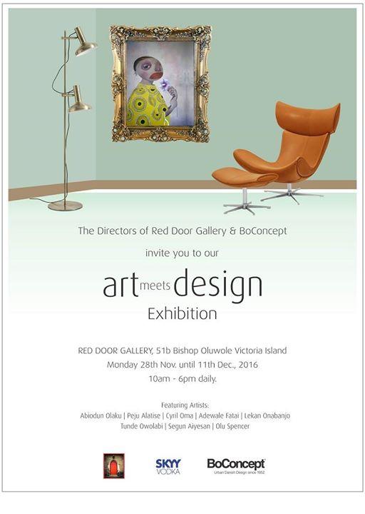Art Meets Design Exhibition