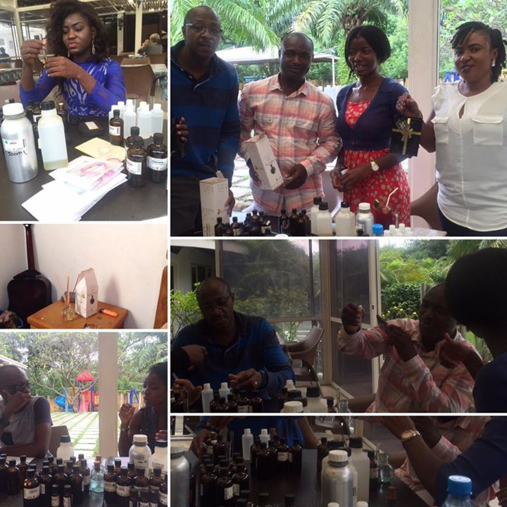 Introduction to Making Home/ Office Fragrance Products Workshop