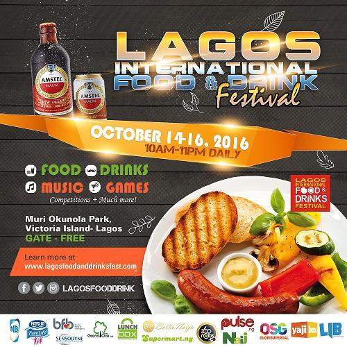 Lagos International Food and Drink Festival (LIFDF)