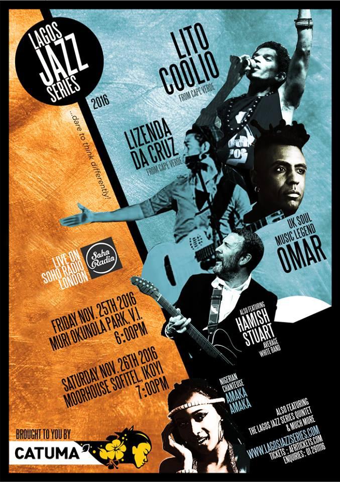 Lagos Jazz Series 2016