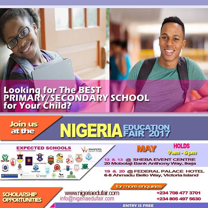 Nigeria Education Fair 2017