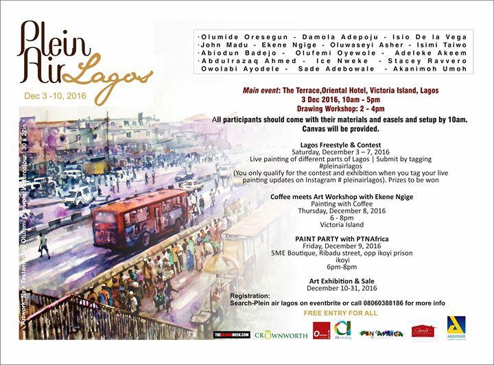 Plein-Air Lagos