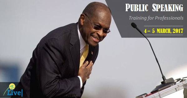 Public Speaking Class in Lagos: March 4-5