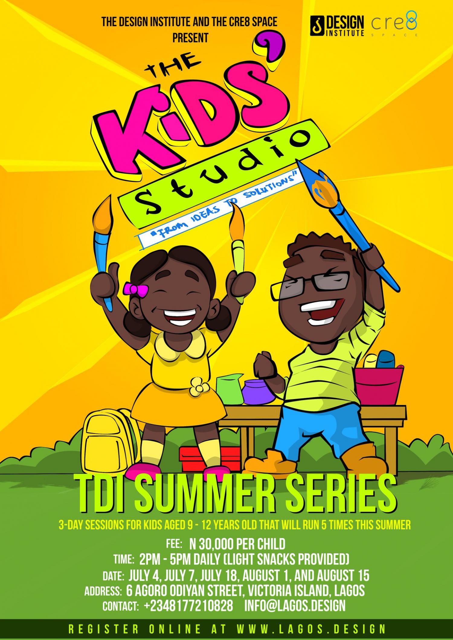 The Kids Studio