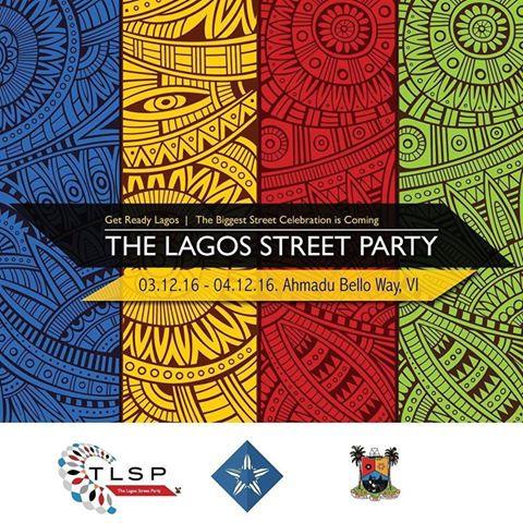 The Lagos Street Party