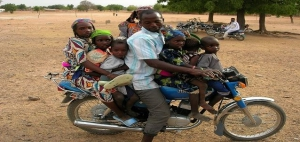 Moto Bus in Gombe