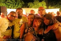 Afropolitan Vibes Event